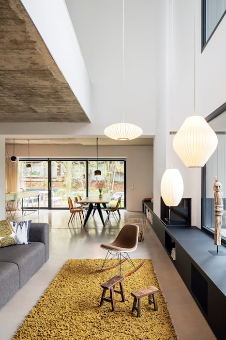Reanimation Galerie Wohnzimmer Von Sehw Architektur Gmbh Homify