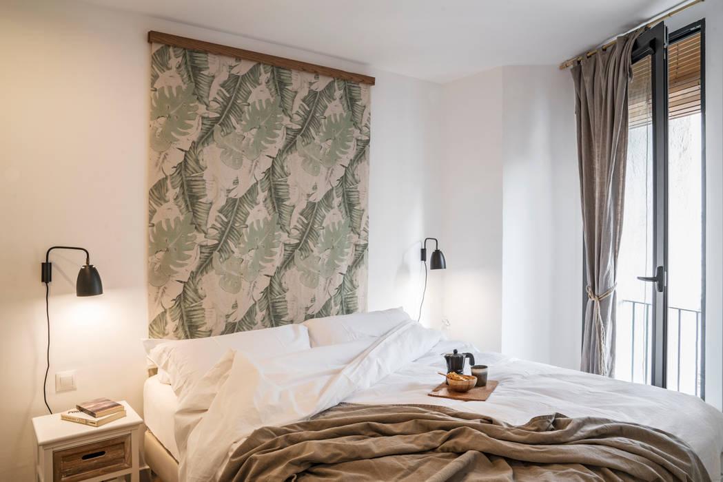 Bedroom by Bloomint design, Mediterranean