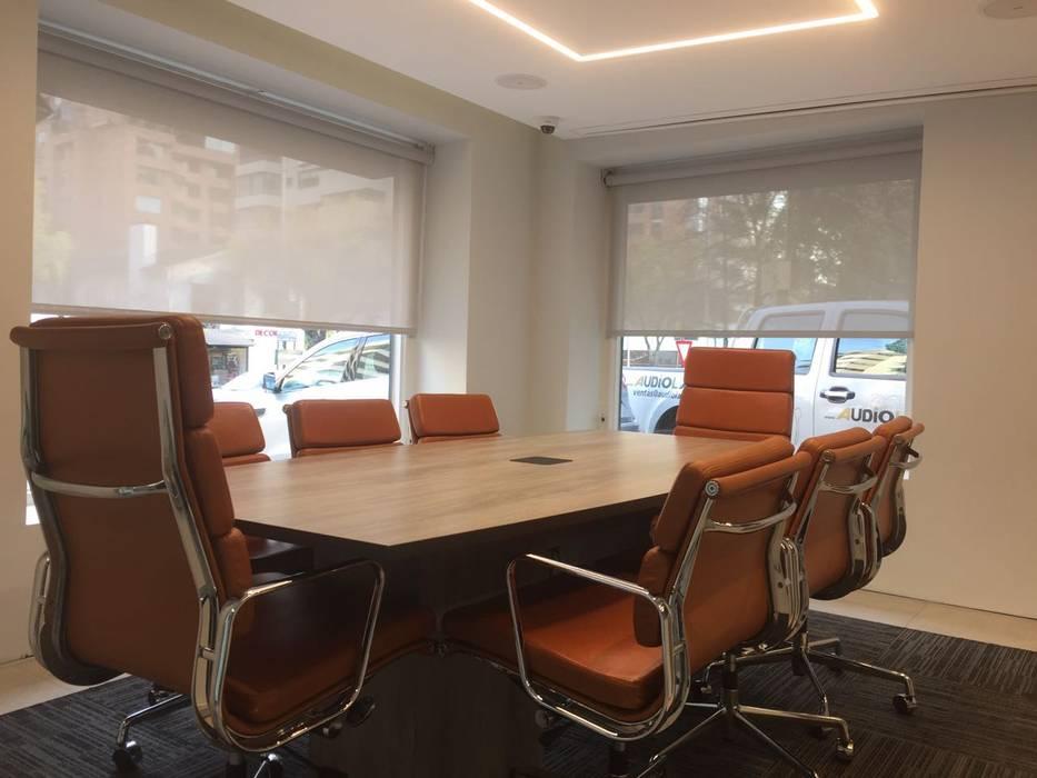 Sala Reuniones de Kaa Interior | Arquitectura de Interior | Santiago Moderno