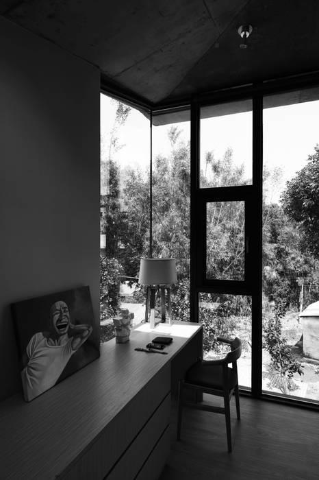 形構設計 Morpho-Design Ruang Ganti Modern