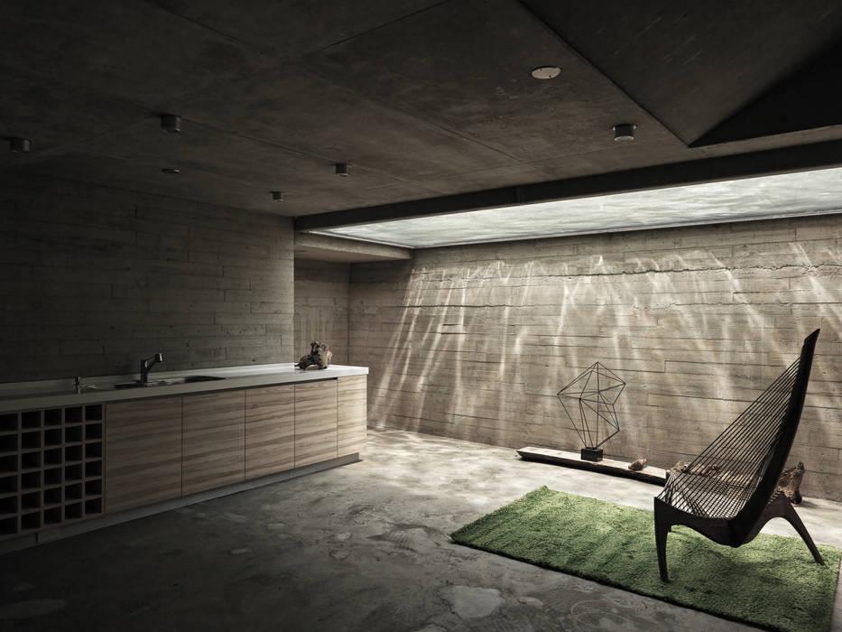 Phòng giải trí theo 形構設計 Morpho-Design,