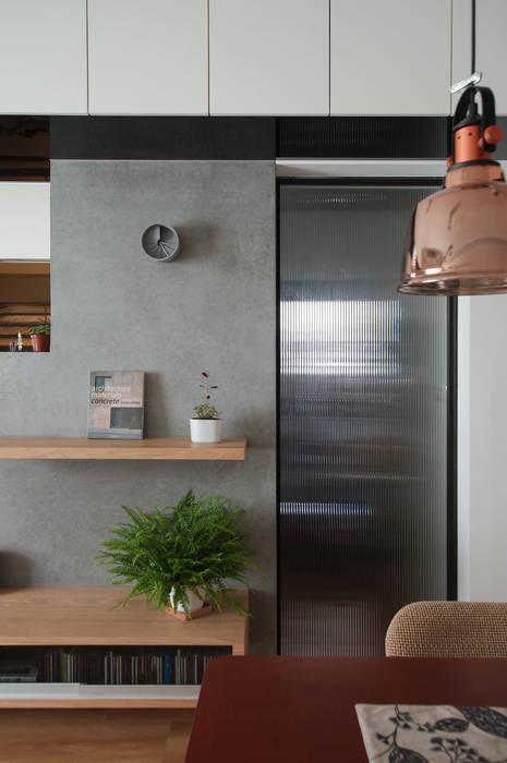 邁向建築:  牆面 by 御見設計企業有限公司