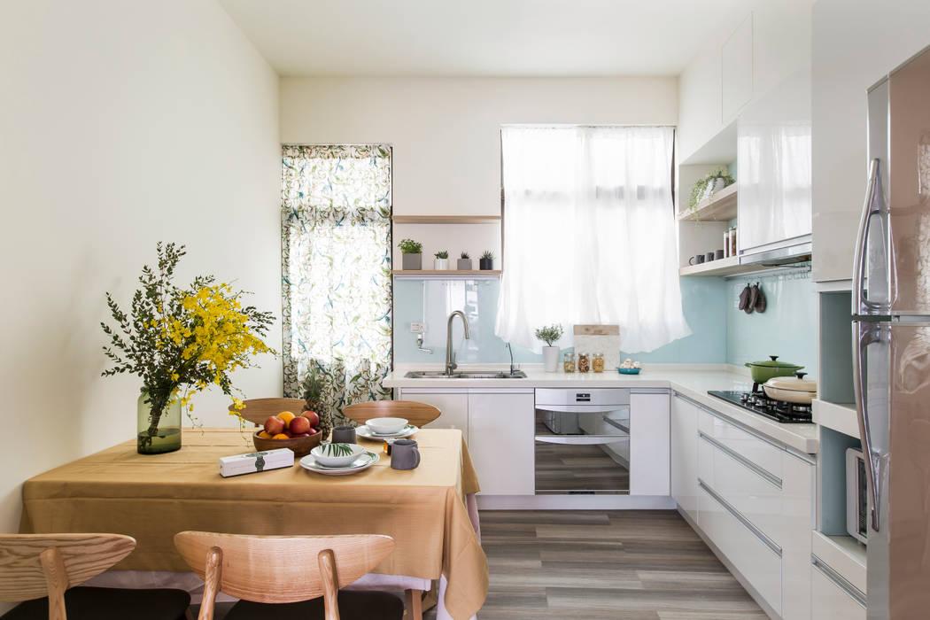 無齡 達譽設計 系統廚具