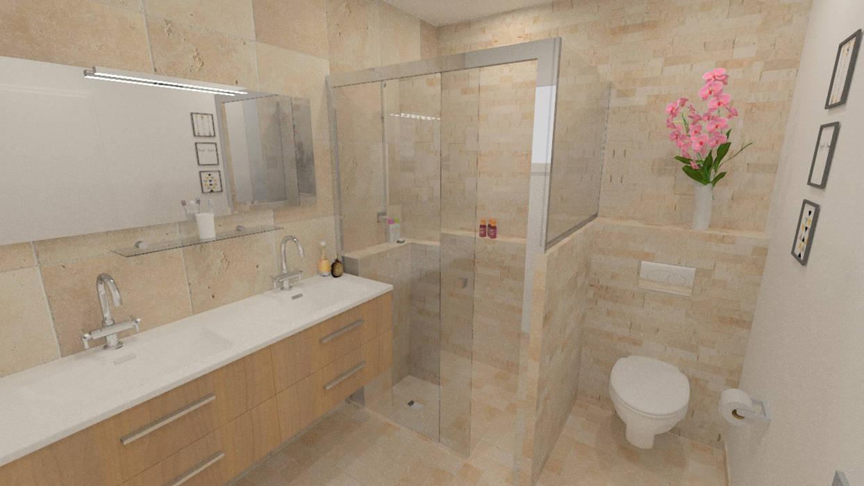Phòng tắm theo 1.61 design, Kinh điển