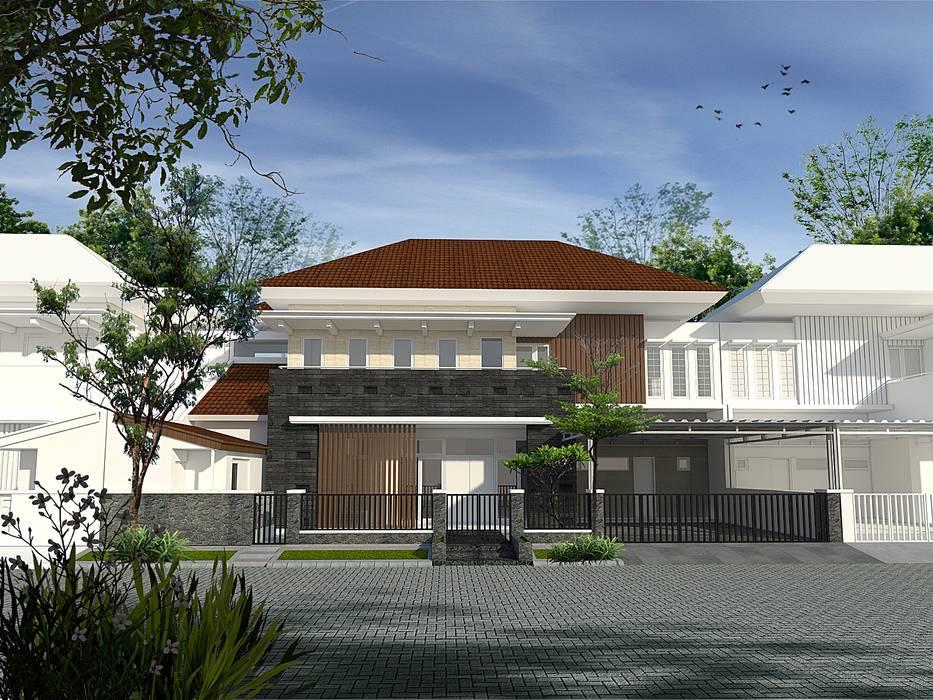 Classic Residential: Rumah oleh CV Leilinor Architect, Klasik