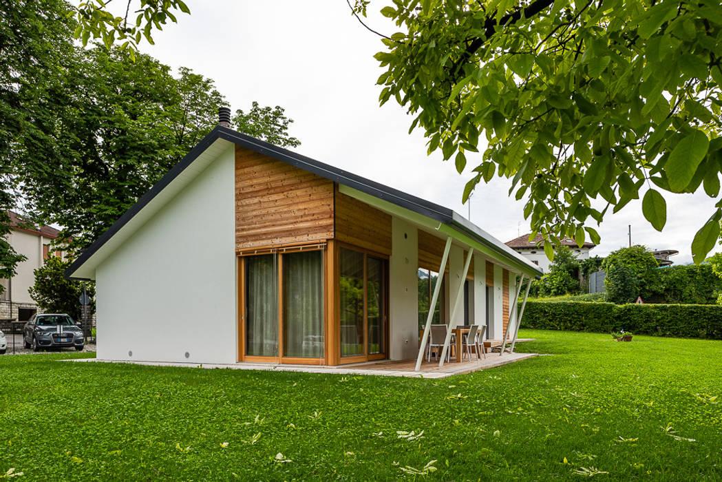 Деревянные дома в . Автор – Woodbau Srl
