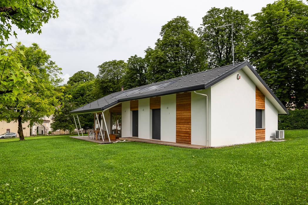 Дома в . Автор – Woodbau Srl