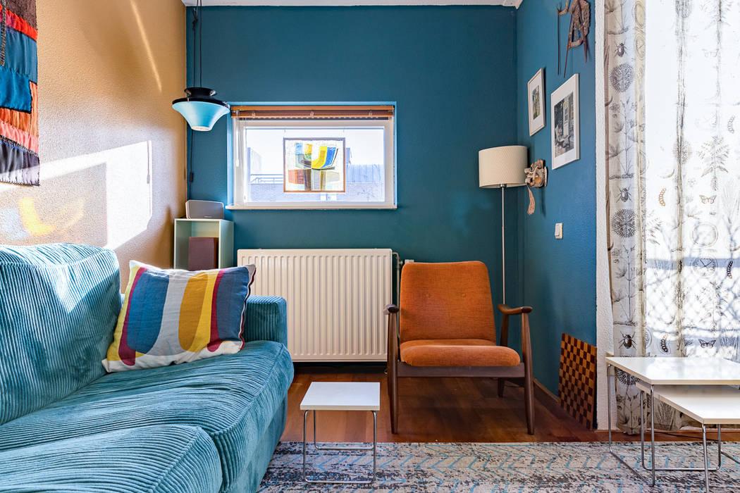 leeshoek woonkamer door regina dijkstra design