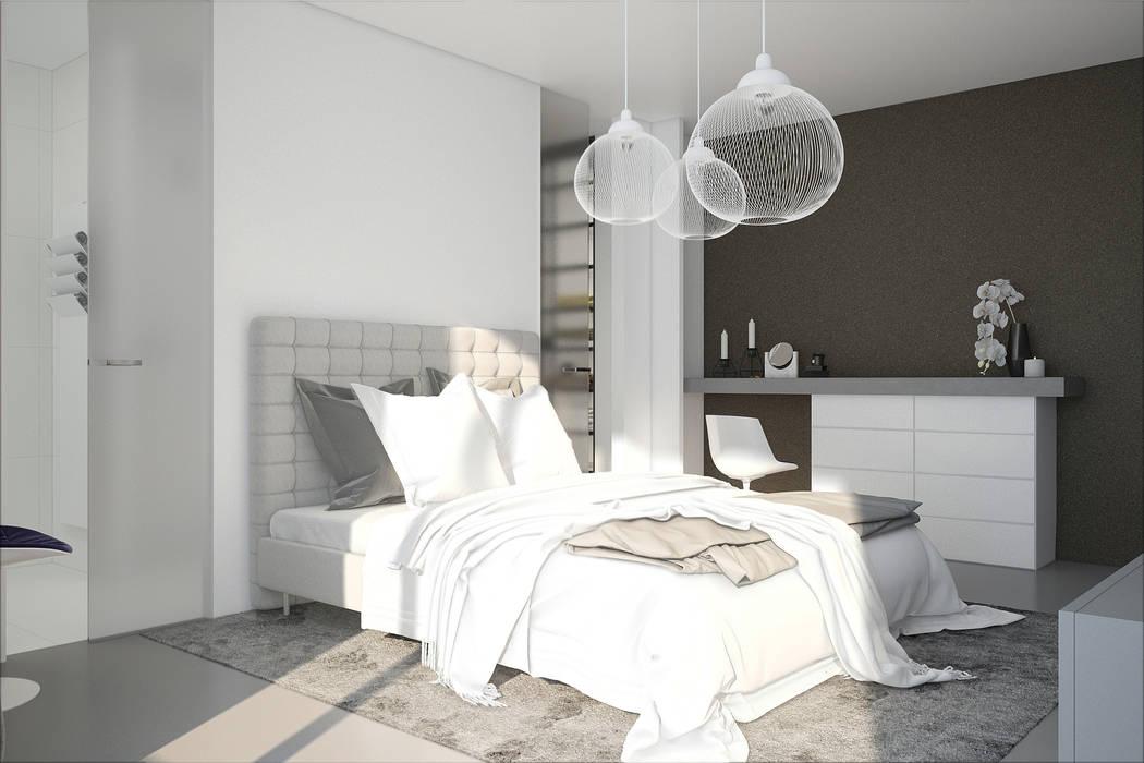 Chambre : Chambre de style de style Moderne par réHome