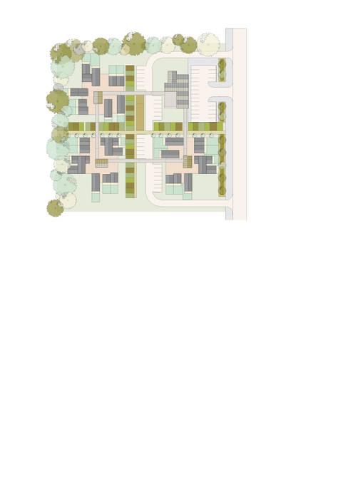 Growhouse/ Define Architects Floors