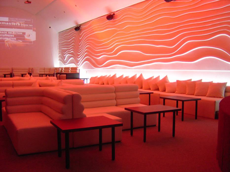 Dise o de discotecas decoracion de discotecas dise o - Diseno y arquitectura de interiores ...
