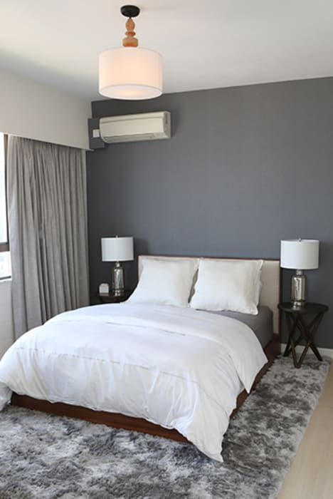 Modern style bedroom by B Squared Design Limited Modern