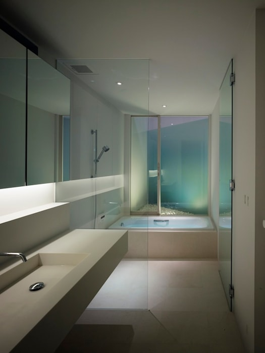 Modern bathroom by FUTURE STUDIO Modern