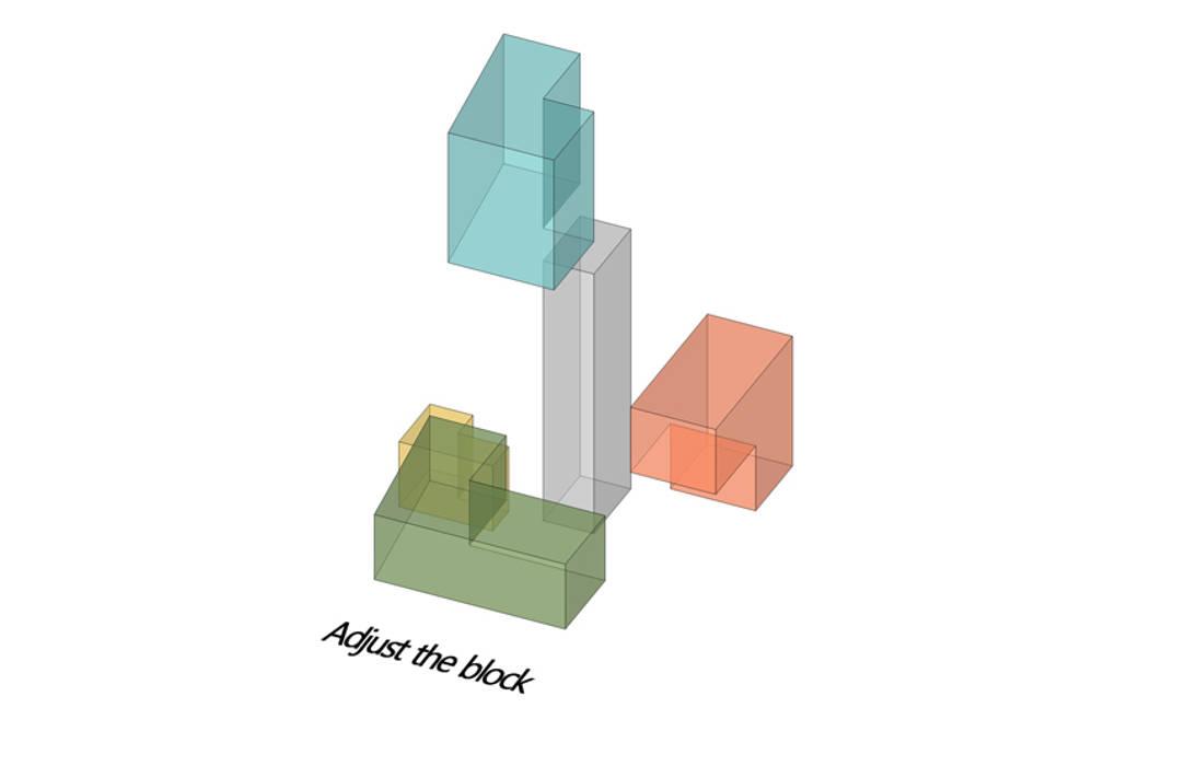 Oleh HBA-rchitects Country