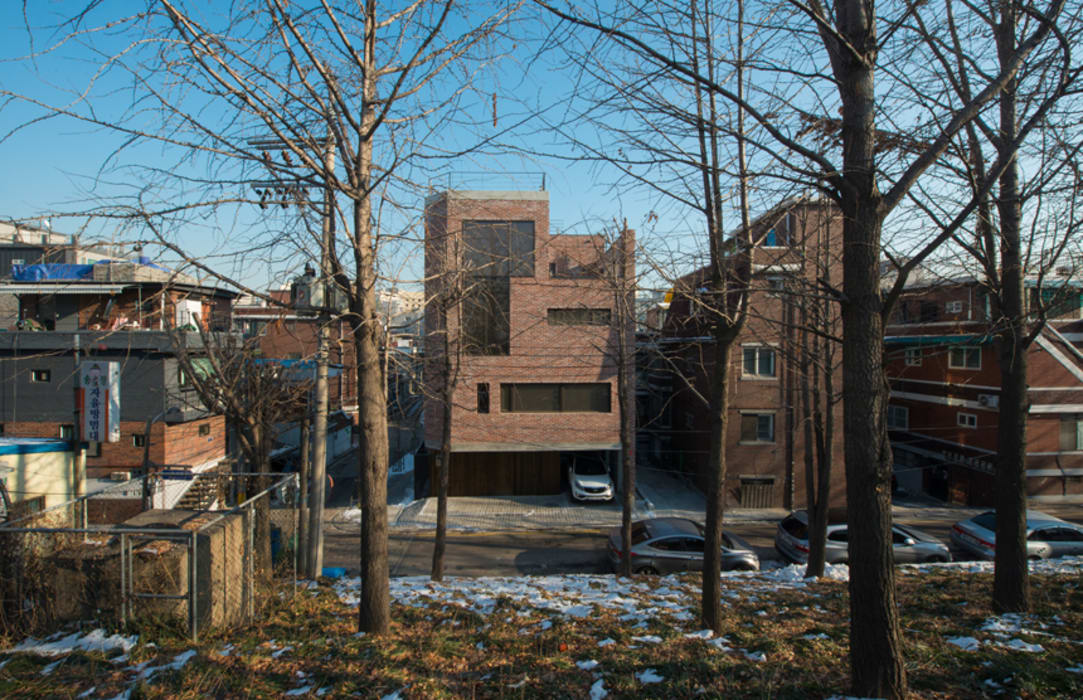 Rumah Gaya Country Oleh HBA-rchitects Country
