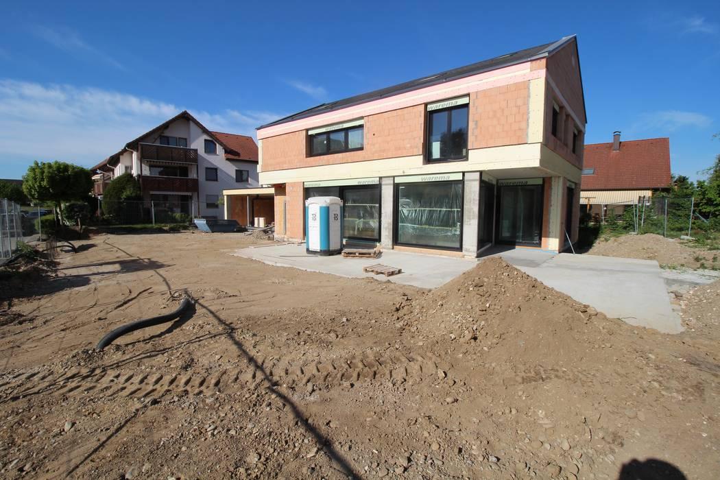 Einfamilienhaus Weißenhorn Moderne Häuser von La Casa Wohnbau GmbH Modern