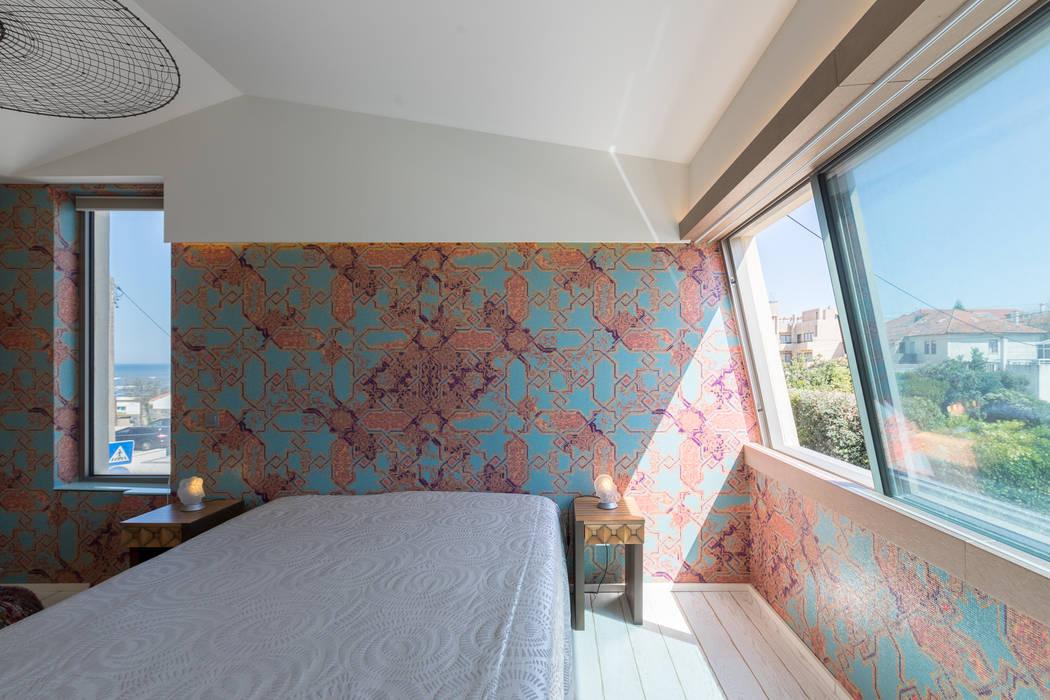 Projeto design interiores - Granja by joao andrade e silva por João Andrade e Silva Design Moderno