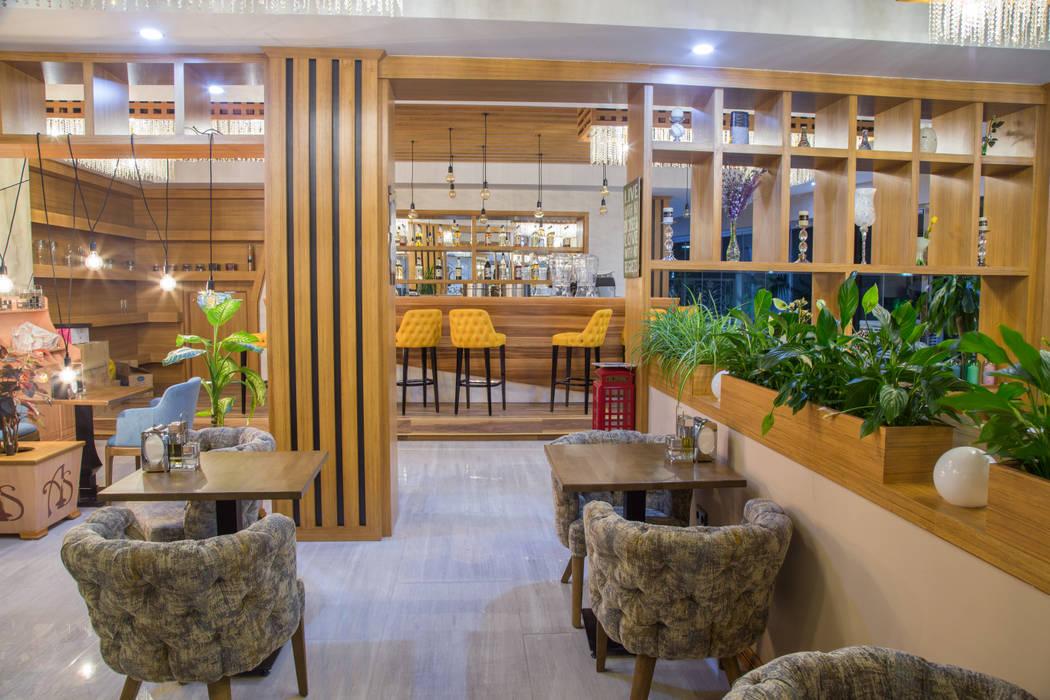 Restaurant - Retail Design DMR DESIGN AND BUILD SDN. BHD.