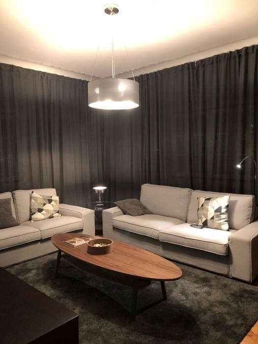 Rita Salgueiro 客廳配件與裝飾品 Grey