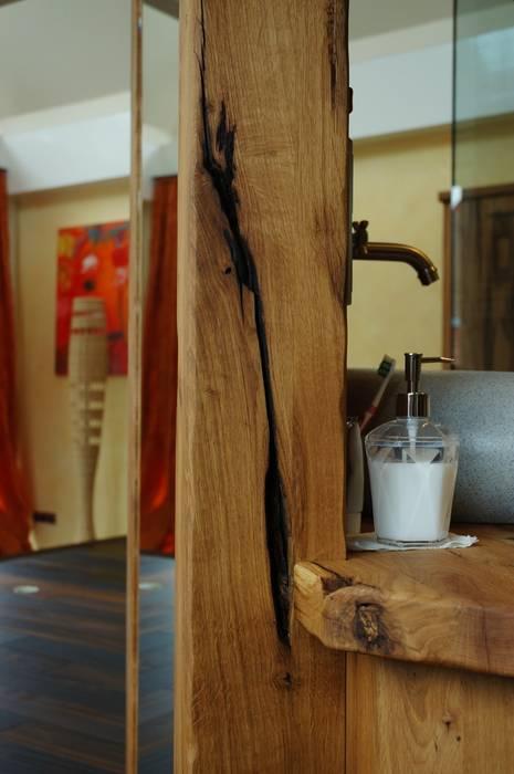 Badezimmer wellness: badezimmer von pfister möbelwerkstatt gdbr   homify