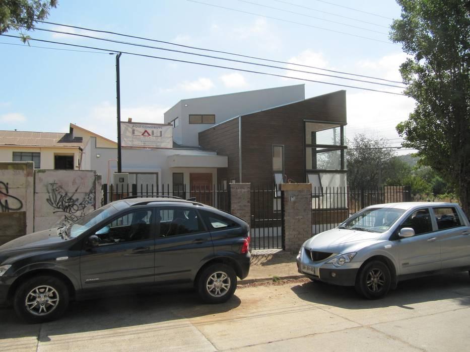Casa Retiro: Casas de estilo  por Lau Arquitectos