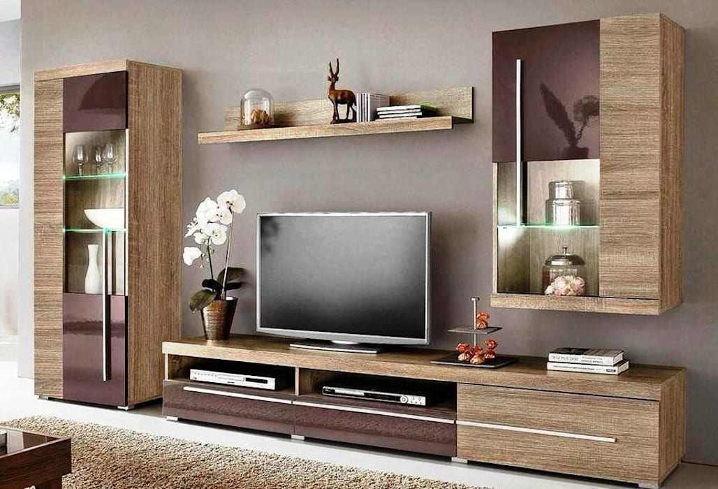 Modern Tv Cabinet Wall Unit Living Room Modern By Innoire Design Modern Homify