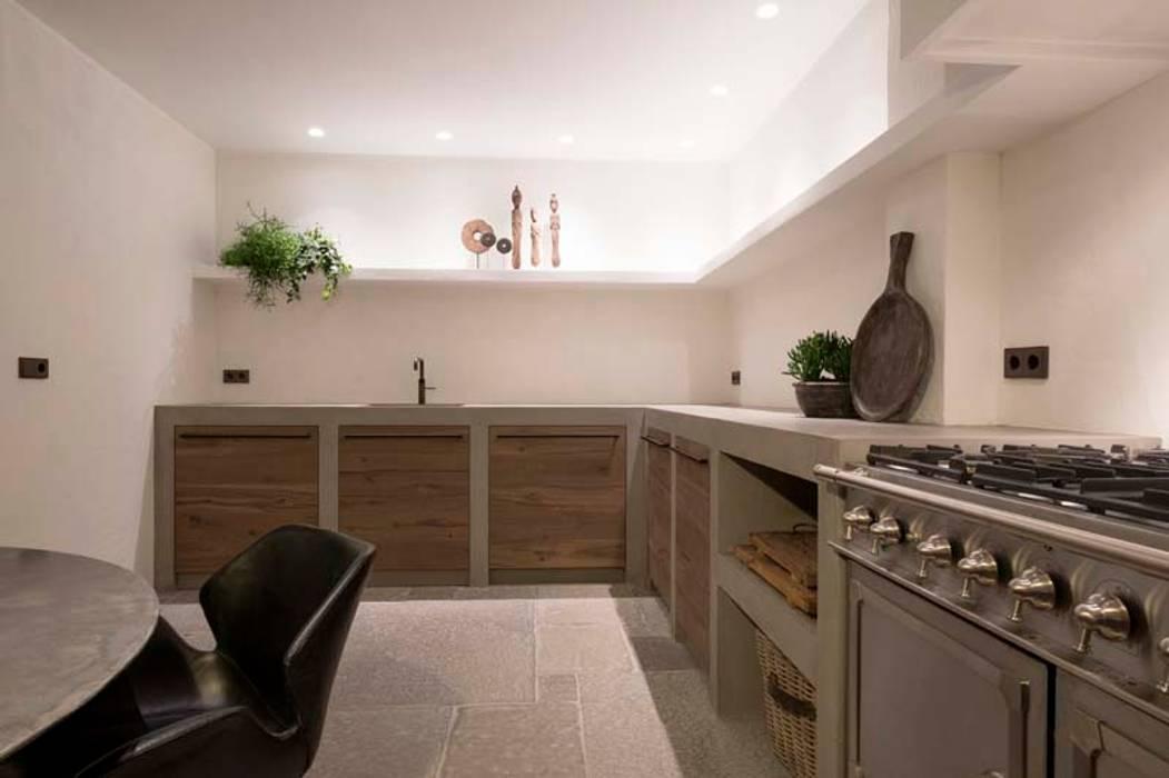 Scandinavisch Keuken Ideas : Bohemian keuken showroom keuken door molitli interieurmakers homify