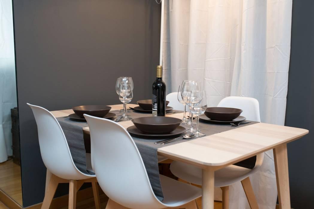 Comedores de estilo moderno de Rita Salgueiro - Full Ideas Moderno