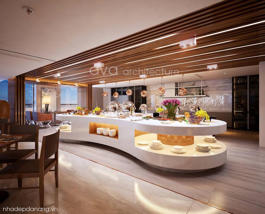 Thiết kế khách sạn đẹp đường Võ Văn Kiệt, TP. Đà Nẵng – Stella Maris bởi AVA Architects