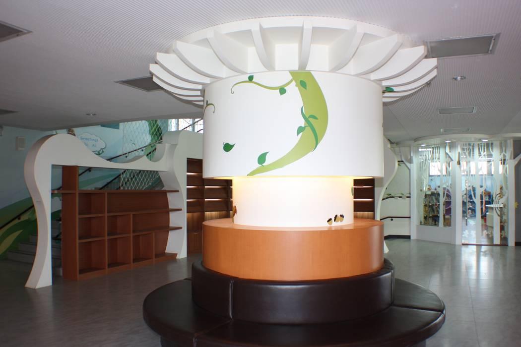 東大附小校史館 台中室內建築師|利程室內外裝飾 LICHENG 學校