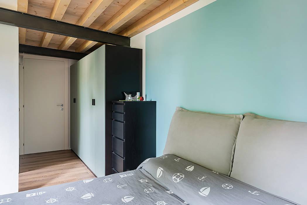 Camera Matrimoniale A Udine.Ristrutturazione Appartamento Di 200 Mq A Udine S Paolo Camera Da
