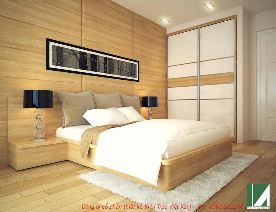 от công ty cổ phần Thiết kế Kiến trúc Việt Xanh