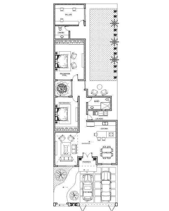 residencia OG de Osuna Arquitecto