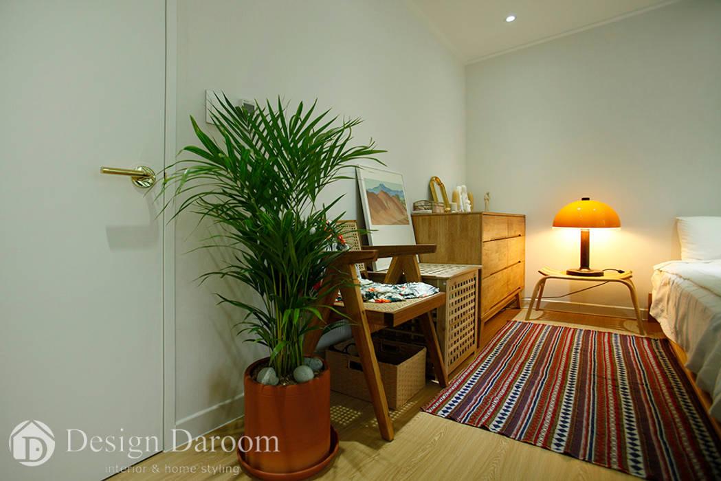 Design Daroom 디자인다룸 Scandinavian style bedroom