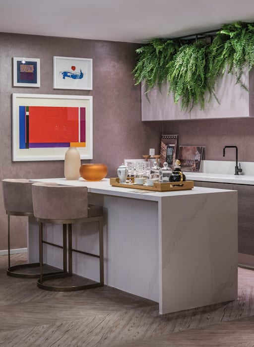Elaine Ramos | Arquitetos Associados Kitchen units