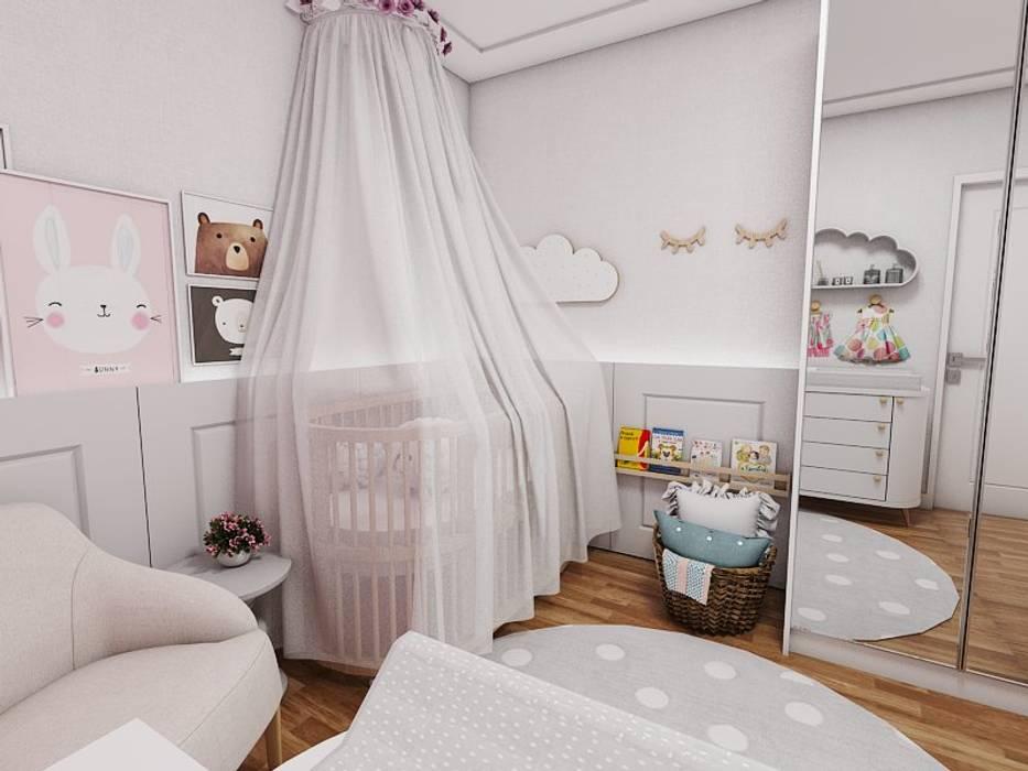 Studio M Arquitetura Дитяча кімната