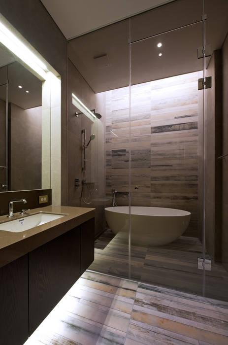Design Tomorrow INC. Ванна кімната