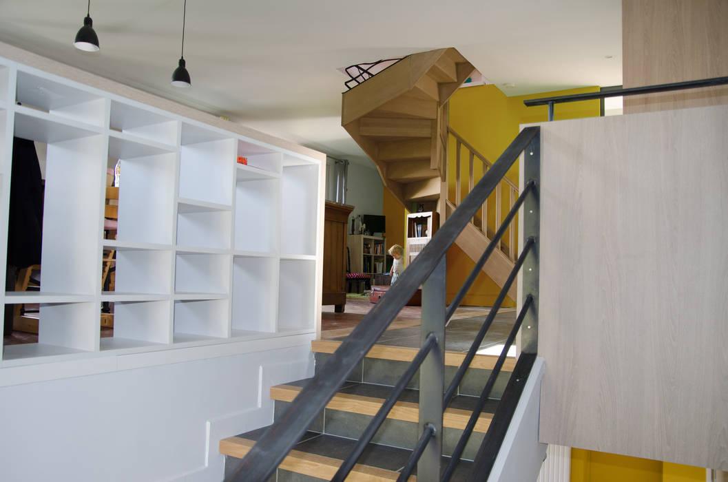 Espace d'entrée Kauri Architecture