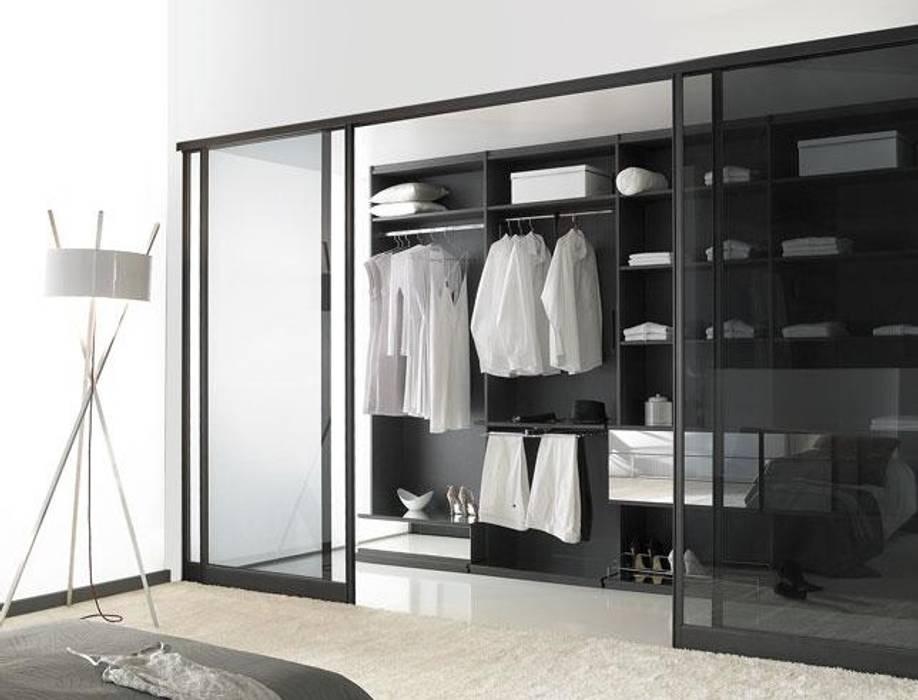 Ruang Ganti Modern Oleh Archi'Tendances.fr Modern