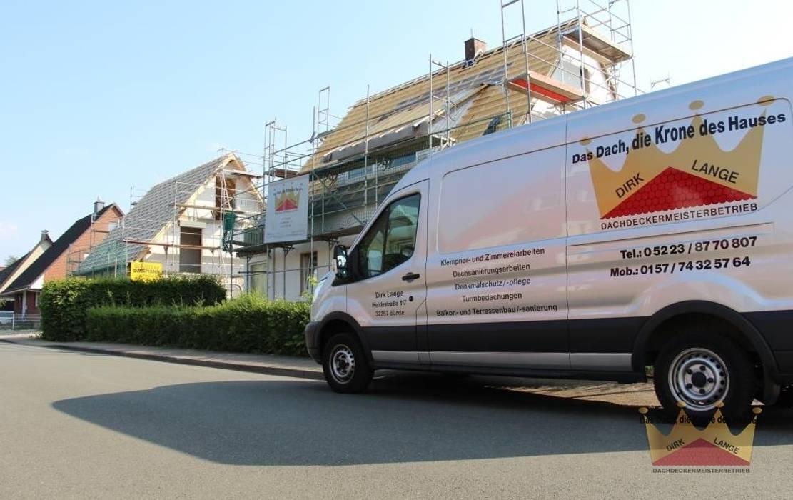 Dachsanierung in Bielefeld Heepen von Dachdeckermeisterbetrieb Dirk Lange Klassisch