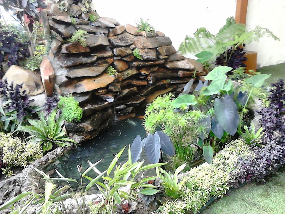 Garden Pond by Ambient Natura