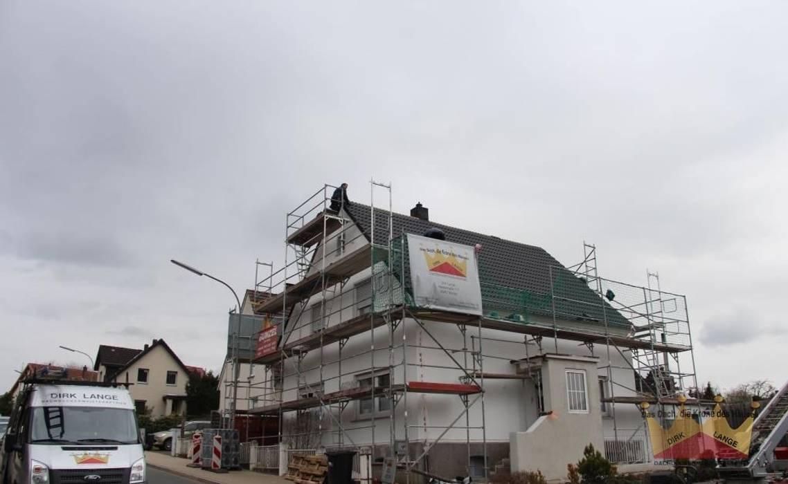 Dachsanierung in Herford von Dachdeckermeisterbetrieb Dirk Lange Klassisch