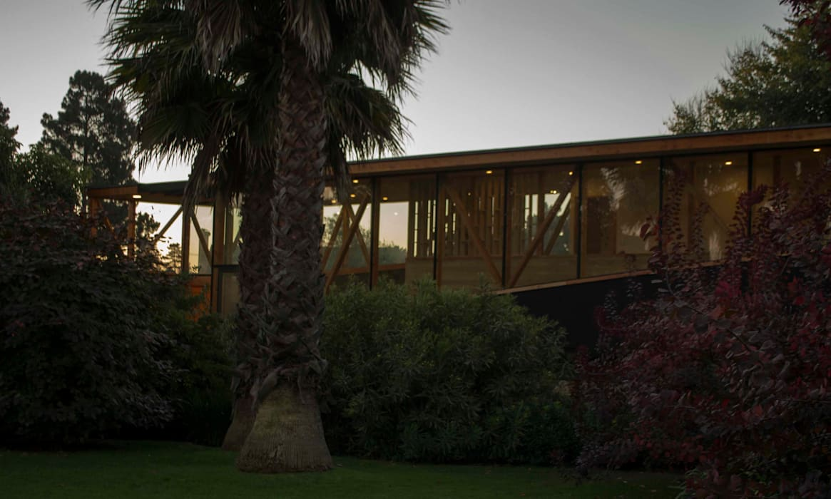 Jardin Jardines de estilo moderno de PhilippeGameArquitectos Moderno