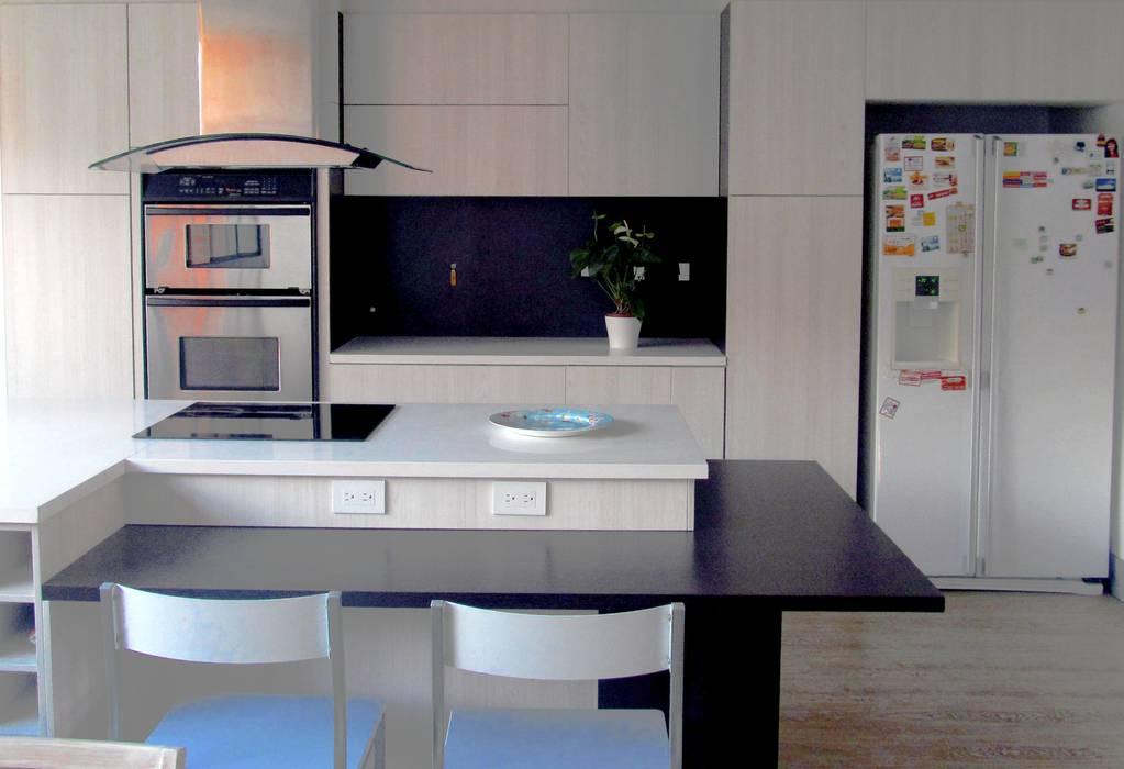 Remodelación Cocina de TRES52 S.A.S Moderno Aglomerado
