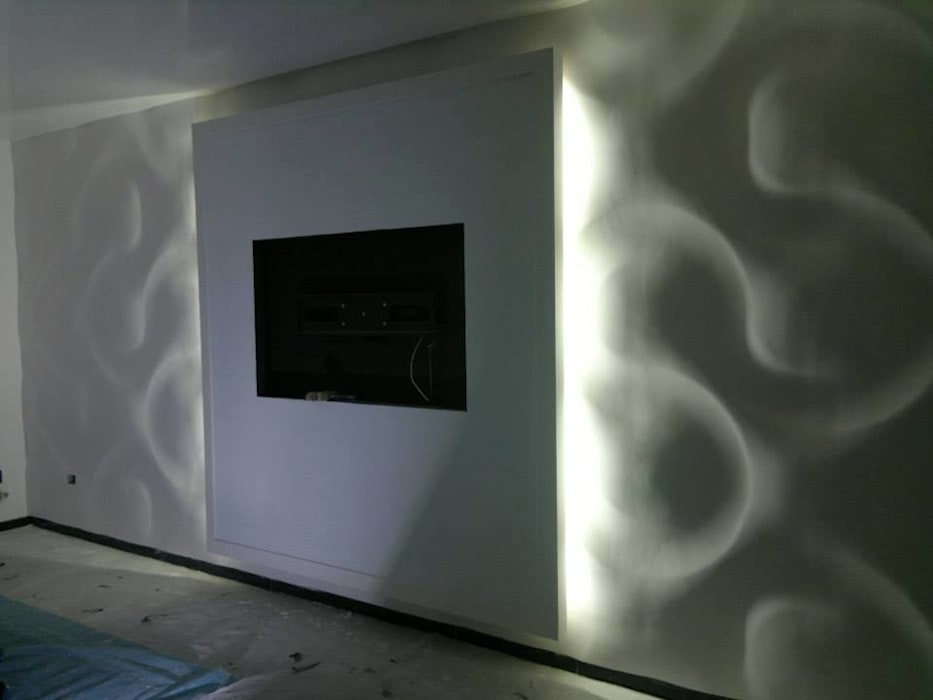 Classic style media rooms by Loft Design System Deutschland - Wandpaneele aus Bayern Classic