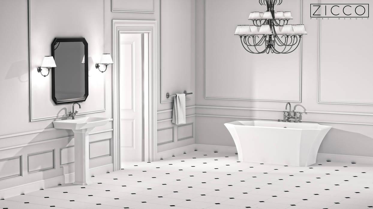 Phòng tắm theo ZICCO GmbH - Waschbecken und Badewannen in Blankenfelde-Mahlow,