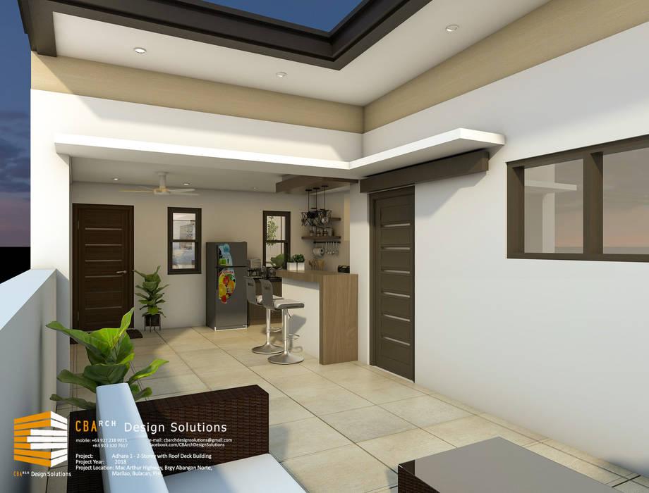 CB.Arch Design Solutions Powierzchnie handlowe
