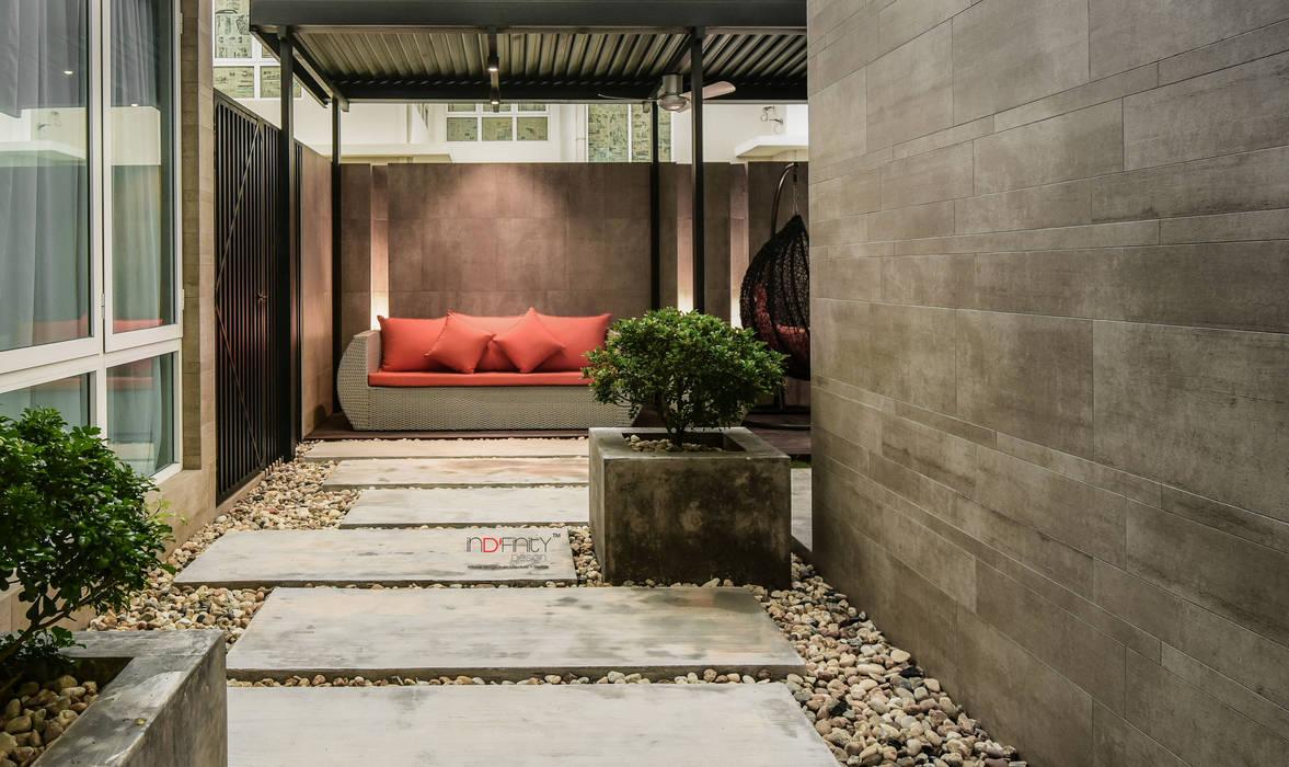 Jardin De Rocaille De Style Par Indfinity Design M Sdn Bhd