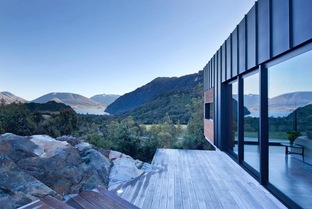 Agencement à même la roche: terrasse von ecologic city ...
