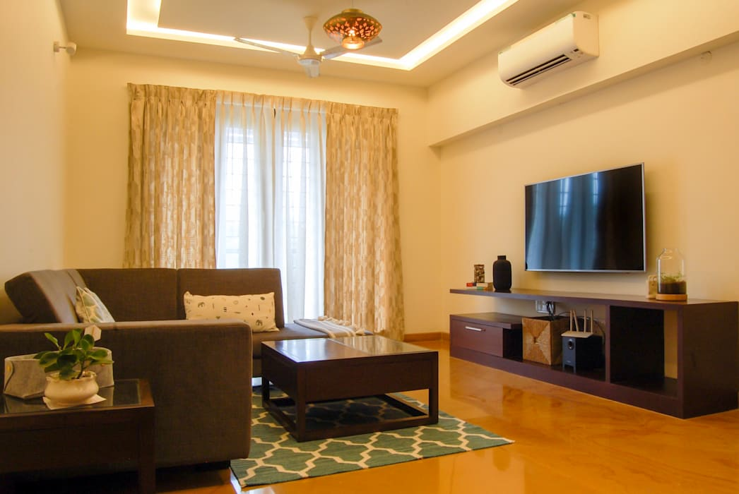 Synergy Architecture and Interiors Living room